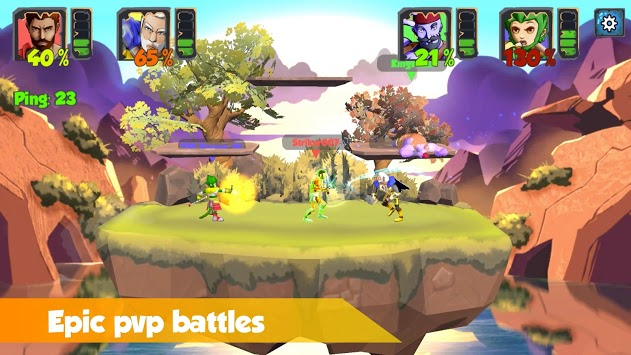 Rumble Arena: Super Smash Legends APK screenshot 1