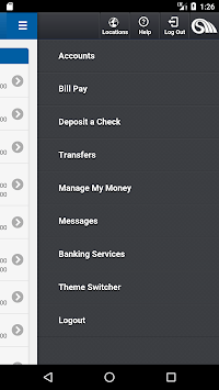 St. Mary's Credit Union's Mobile Banking APK screenshot 1