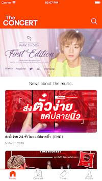 The Concert APK screenshot 1