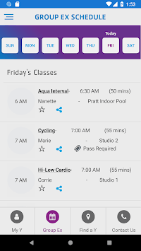 YMCA San Diego APK screenshot 1