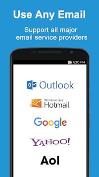 Email App for Outlook APK screenshot 1