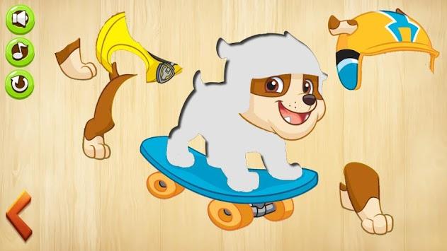 Puppy Patrol Game for Kids APK screenshot 1