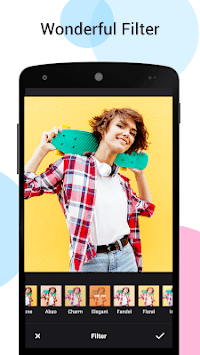 Photo Editor- Filter, Effect, Collage Maker APK screenshot 1