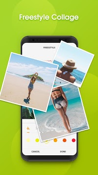 Photo Editor Pro: Photo Collage, Picture Editor APK screenshot 1