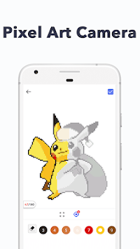 PIxel Art - Pokemon APK screenshot 1