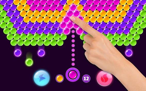 Pocket Bubble Pop APK screenshot 1