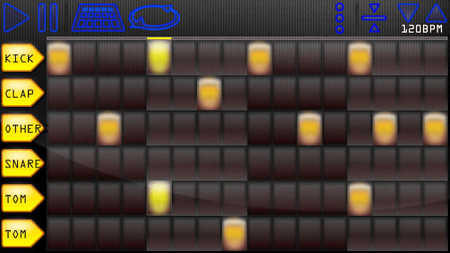 My Drum Kit APK screenshot 1