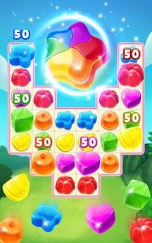Candy Stars Puzzle APK screenshot 1