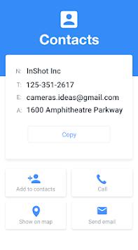 Free QR Scanner - Barcode Scanner, QR Code Reader APK screenshot 1