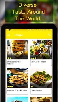 Home Recipes - Quick & Easy APK screenshot 1