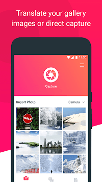 Snap! Translate - Free Photo & Voice  Translate APK screenshot 1