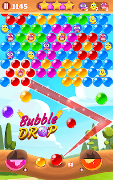 Bird Bubble Rescue APK screenshot 1