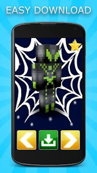 Скины Человека Паука APK screenshot 1