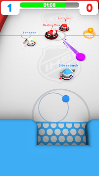 Ice Hockey Stars APK screenshot 1