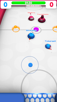 Ice Hockey Stars APK screenshot 1