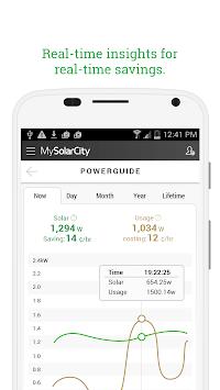 MySolarCity APK screenshot 1
