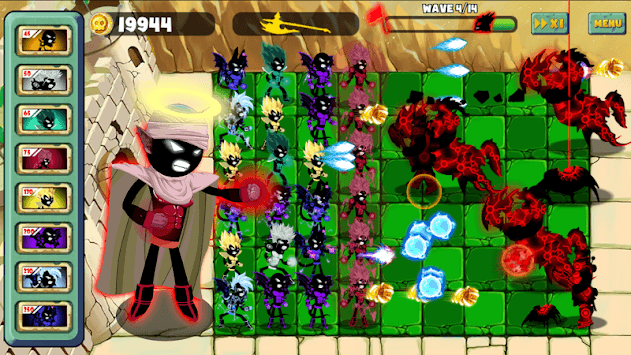 Special Angry Stickman APK screenshot 1