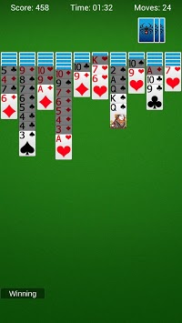 Spider Solitaire - Best Classic Card Games APK screenshot 1