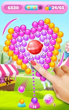 Candy Spinner APK screenshot 1