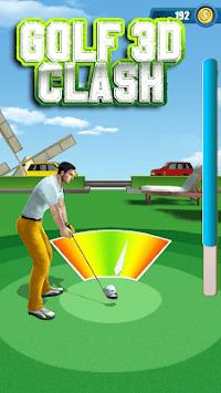 Golf 3D Sports APK screenshot 1