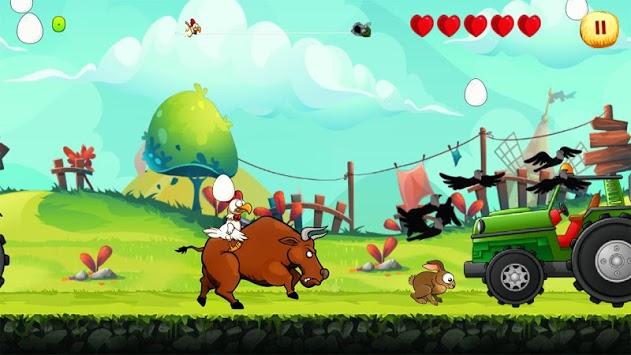Chicken Run 2 : An Adventure Escape APK screenshot 1