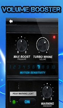 High Loud Volume Booster max (Super Sound Booster) APK screenshot 1