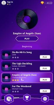 Beat Extreme: Rhythm Tap Music Game APK screenshot 1