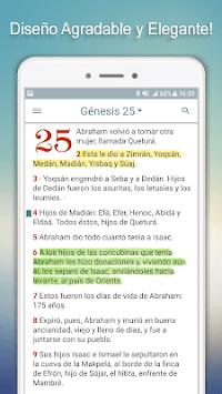 La Biblia de Jerusalén (Biblia Católica) APK screenshot 1