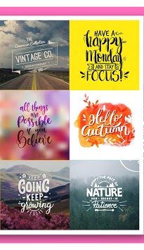 Typo Style - Add text on Pictures, cool fonts APK screenshot 1