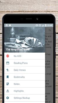 The Amplified Bible, audio free version APK screenshot 1