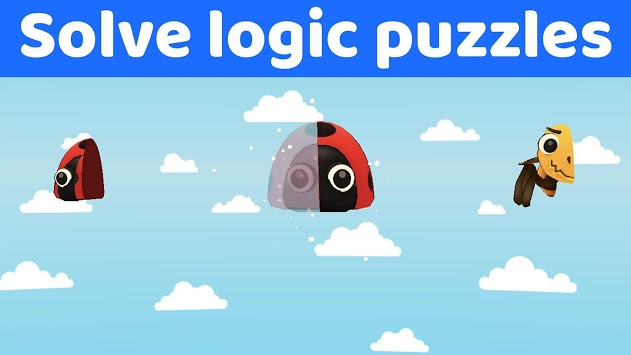 Smart games for kids. Logic games for kids free. APK screenshot 1