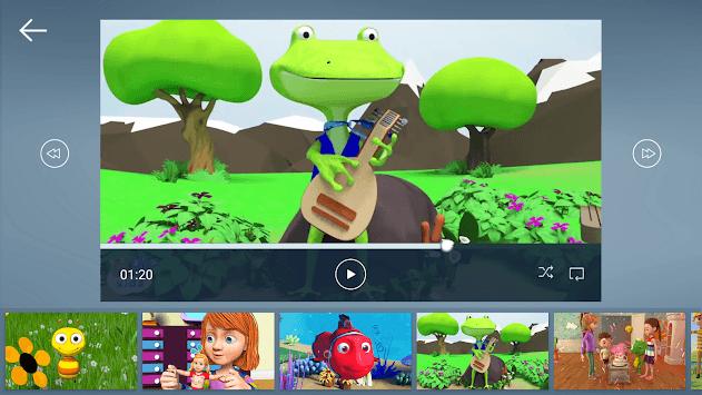 Bebek Şarkıları - HeyKids APK screenshot 1