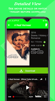 HotStars Free Movie Downloader Video APK screenshot 1