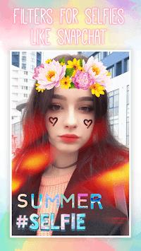 Filters for selfie like snapart camera APK screenshot 1