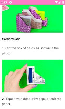 DIY miniature school supplies APK screenshot 1