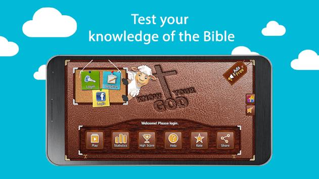 Bible Trivia APK screenshot 1