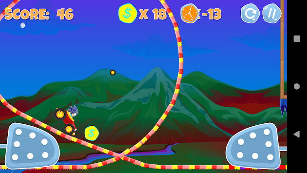 Sonic Game Race Plus APK screenshot 1