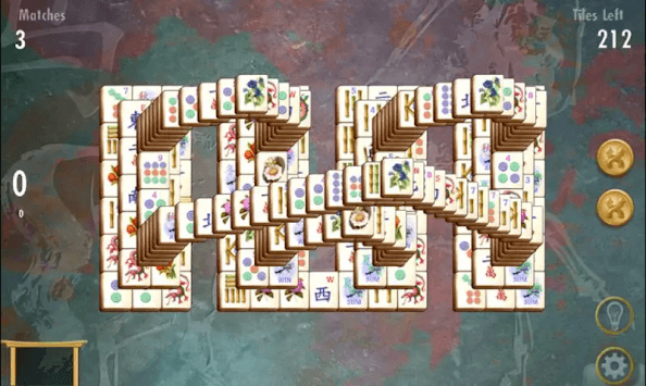 Mahjong Royal Garden APK screenshot 1