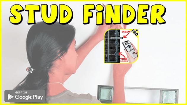 Stud Finder APK screenshot 1