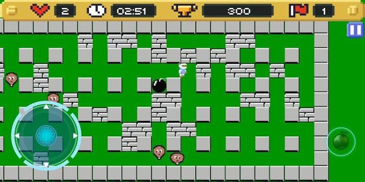 Bomber Hero - Bomber Legend APK screenshot 1