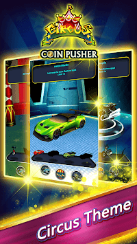 Coin Pusher Circus APK screenshot 1