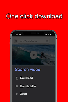 Video Downloader  -Free Download & HD APK screenshot 1