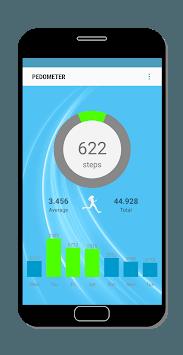 Pedometer APK screenshot 1