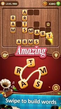 Word Puzzle Music Box: Scramble Words Games APK screenshot 1