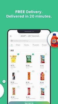 Covet Delivery- Store, Snacks, Essentials, Cravigs APK screenshot 1