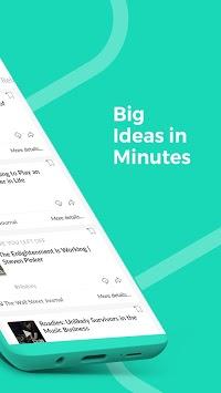 Spokn: Big ideas in minutes APK screenshot 1
