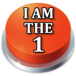 I Am The One Button icon