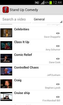 Stand Up Comedy APK screenshot 1