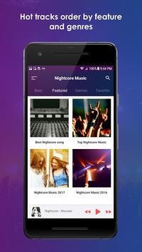 Nightcore Music APK screenshot 1