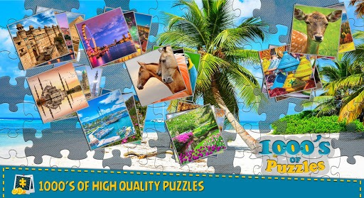 Jigsaw Puzzle Crown - Classic Jigsaw Puzzles APK screenshot 1